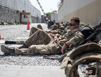 Ook Spanje en Groot-Brittannië stoppen met evacuaties uit Afghanistan
