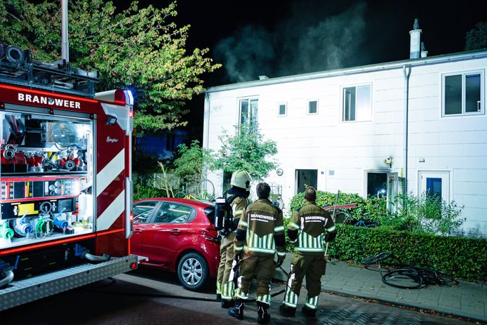 Keukenbrand in Tilburg
