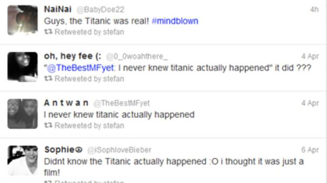 Titanic was Real?!