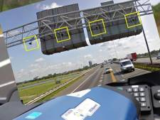 Automobilist raast met 166 km/u over A28, raakt rijbewijs kwijt en wordt wéér betrapt
