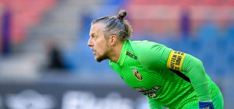 Vitesse-keeper Pasveer tekent voor twee seizoenen bij Ajax