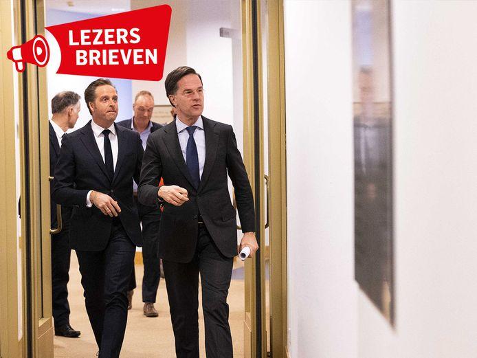 Premier Mark Rutte en demissionair minister Hugo de Jonge (Volksgezondheid, Welzijn en Sport) geven een toelichting op de coronamaatregelen in Nederland. Het kabinet komt met een besluit over de versoepeling van de maatregelen.