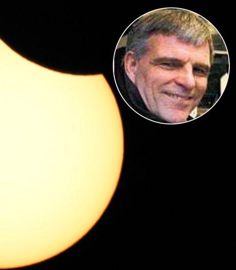 Perfect weer voor bekijken zonsverduistering, maar: 'Zonnebril biedt geen bescherming tegen de corona!'