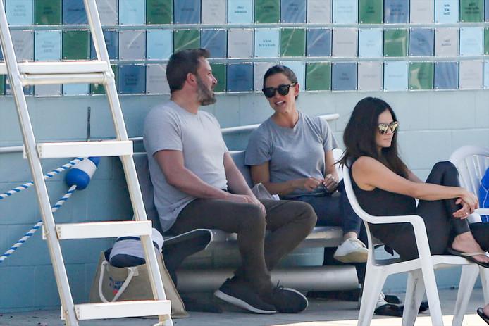 Malgré leur divorce, Ben Affleck et Jennifer Garner sont restés très proches pour le bien de leurs trois enfants.