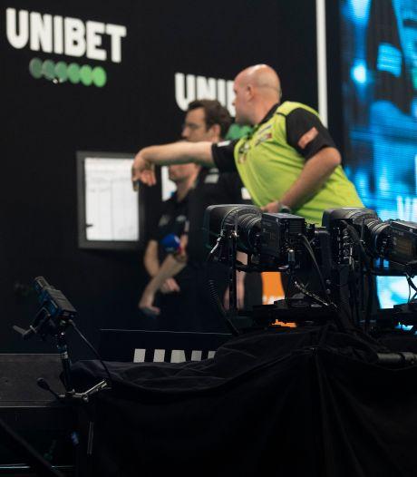 Na Formule 1 ook dartswedstrijden met Van Gerwen achter betaalmuur
