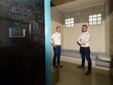 Zelfs de cellen van dit voormalige politiekantoor gaan de verhuur in: 'Ideale escape room?'