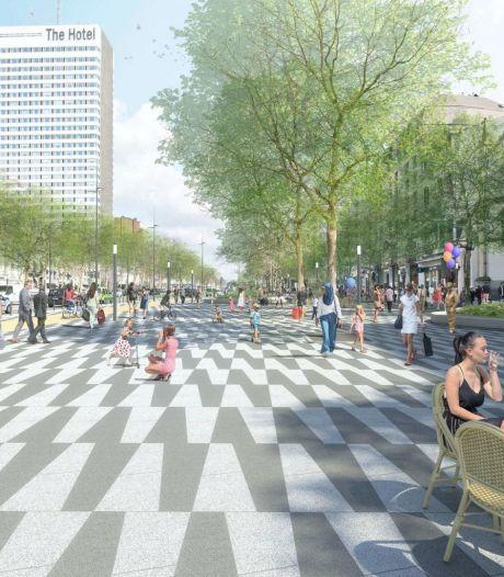 La Toison d'Or, d'une autoroute-parking vers les futurs Champs-Élysées bruxellois