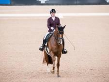 Goud voor Voets uit Berghem in dressuur: 'Kan nog steeds niet geloven hoe mijn paard hier rondging'
