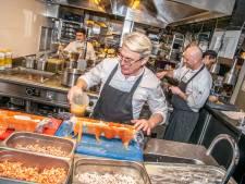 Meergangendiners Tilburgse restaurants komen bij AH XL in de koelvitrines te liggen: 'Hart onder de riem'