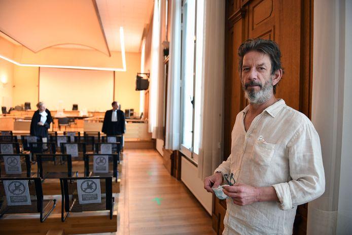 Chris Dusauchoit staat binnenkort als verdachte in de rechtbank in Leuven.