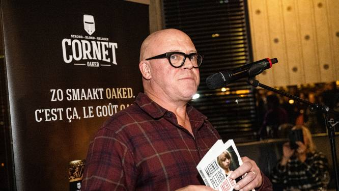 Lachen met alles en iedereen: Marnix Peeters laat tiende roman los op de wereld (maar eerst in Antwerpen)