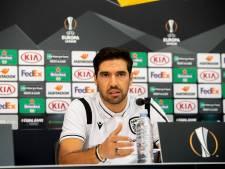 Paok Saloniki ziet trainer vertrekken in aanloop naar duel met PSV
