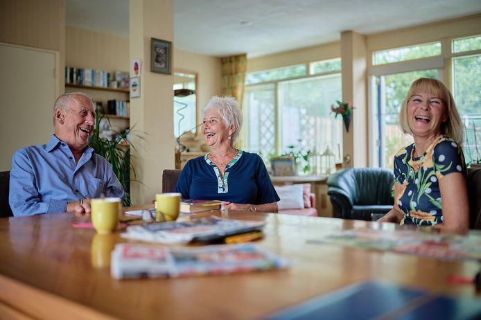 Jos en Jeanet Foet zijn door buurvrouw Evelyn Ardusso-van Zetten genomineerd voor Buurheld van het Jaar.