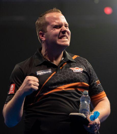 Van Duijvenbode verrast wereldkampioen Wright op Grand Slam