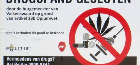 Drugspand Lieshout terecht op slot