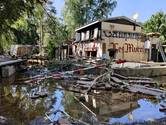 Watersnood in Ardennen verwoest 'Oosterbeekse' camping. En geen instantie die komt helpen