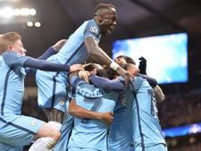 Man City verslaat Monaco in krankzinnig mooie wedstrijd