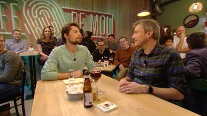 """""""We zijn van Vlaanderen vakantieland"""", Gilles verklapt het excuus als ze Vlamingen tegenkomen tijdens 'De Mol'"""