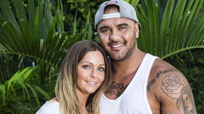 'Temptation Island'-koppel Regilio en Kirsten verwelkomt tweede zoontje