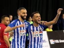 Zaalvoetballers FC Eindhoven bekeren verder in Den Helder