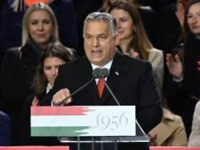Orban compare l'Union européenne à l'URSS