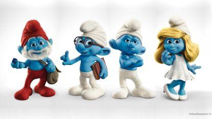 Zo vieren de Smurfen hun 60ste verjaardag