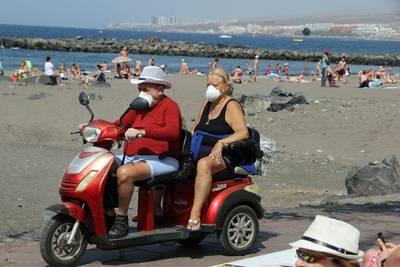 Nederlanders op Tenerife blij dat ze weer naar huis kunnen: 'Willen nu wel weg'