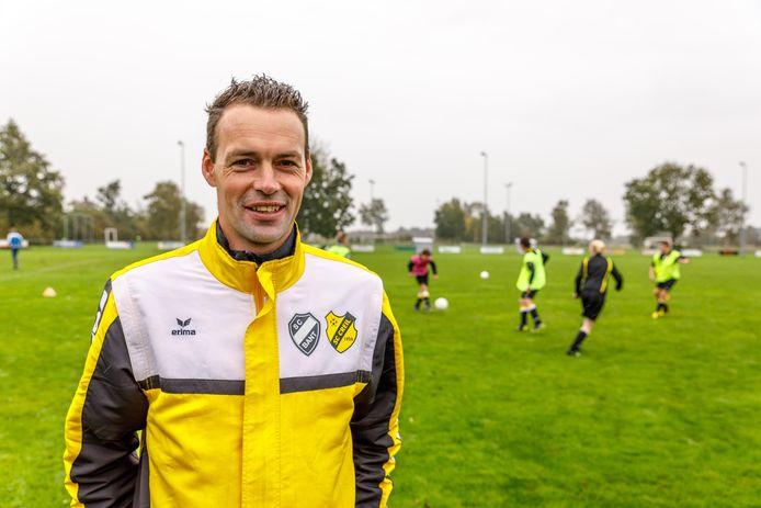 BANT - Sport vrijwilliger Timo van Wegen© wilbert bijzitter