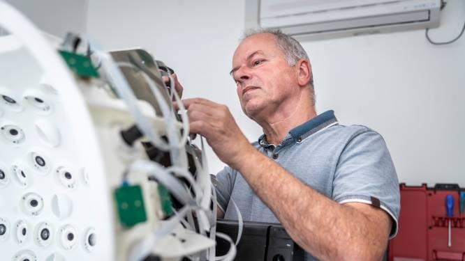 Met dit apparaat kan borstkanker straks pijnloos en in een vroeg stadium worden opgespoord: 'Een mijlpaal'