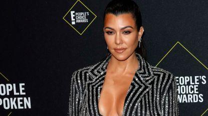 Kourtney Kardashian wekt vermoedens over zwangerschap op met Instagramfoto
