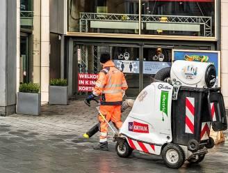 Kortrijk zet extra vuilniscontainers en mankracht in voor propere binnenstad