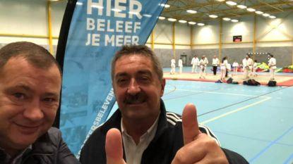 Glabbeek viert 25 jaar gemeentelijke sporthal