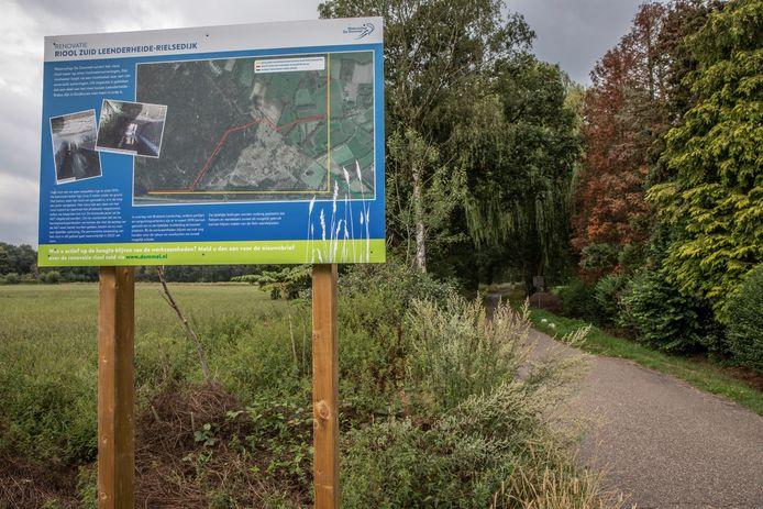 Trace rioolrenovatie Gijzenrooi in Geldrop