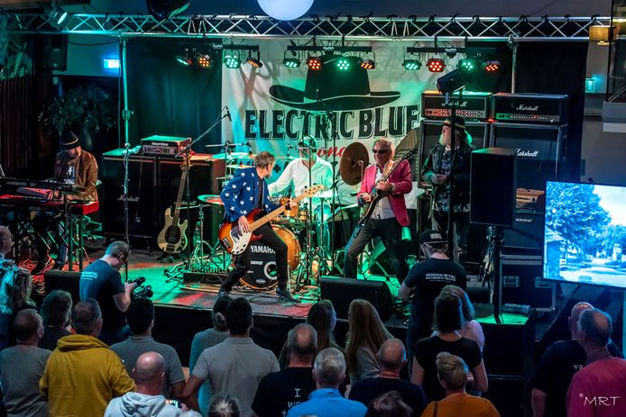 Electro Blues speelt tribute to Cuby & The Blizzards