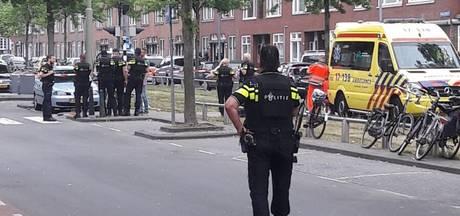 Vrouw (20) zwaargewond door schietpartij in Rotterdam