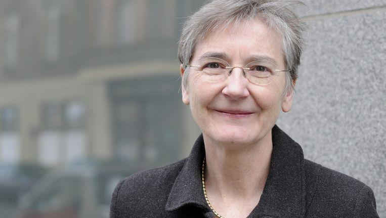 Judy Dempsey: Ik hoop dat er na de ramp met de MH17 geen terroristische aanslagen in het hart van Europa nodig zijn om de Navo wakker te schudden. Beeld Barbara Dietl