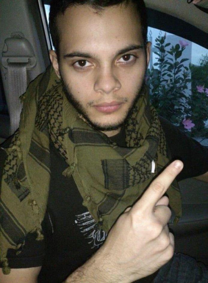 Esteban Santiago a servi en Irak pendant un an.