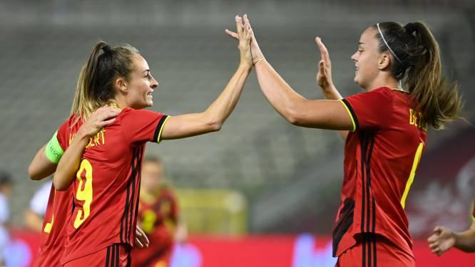Red Flames kennen op 28 oktober tegenstanders EK voetbal