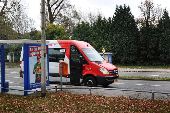 Een Brabantse buurtbus.