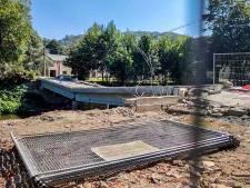 La Fenderie, à Trooz, ne sera plus isolée: un nouveau pont bientôt installé