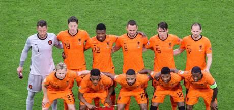 Rapportcijfers   Oranje scoort voldoendes, Dumfries en De Vrij maken meeste indruk