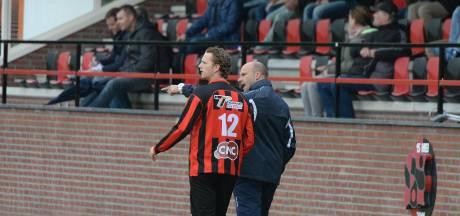 Groesbeekse trainer Schoonderbeek gaat nog twee seizoenen door bij Hapse Boys