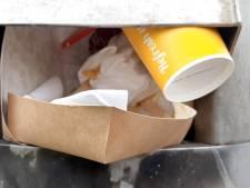 Meer take-away, meer afval, meer werk voor Zeeuwse vuilnismannen