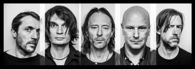 null Beeld Radiohead