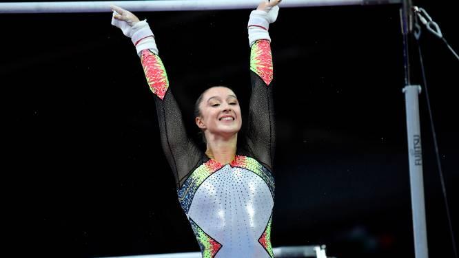 """Nina Derwael zegt af voor EK allround om voet niet te belasten: """"Mochten de Spelen volgende week gepland staan, had ze gewoon geturnd"""""""