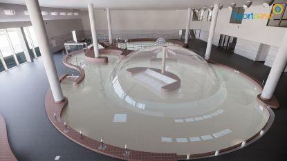 """Bouw Sportoase Groot Schijn nu echt van start: """"Stad heeft binnenkort eindelijk een recreatief zwembad"""""""