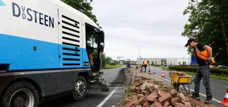 Eerste knelpunt sluipverkeer in Vijfheerenlanden aangepakt: weg krijgt extra rijstrook