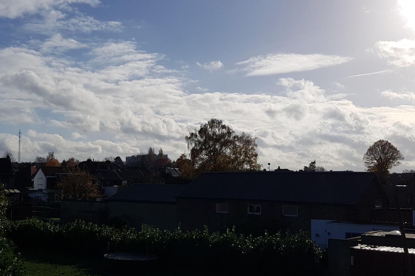 Goed of slecht weer in Halle... Voortaan kan het via de weercam gecheckt worden.