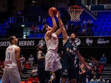 Heroes knokt zich naar winst tegen Heidelberg in zijn vierde oefenwedstrijd