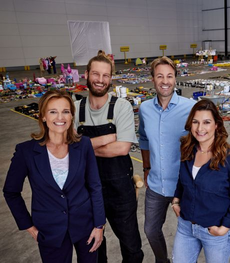 Florian pakt in nieuw tv-programma rommelige huizen aan: 'Proberen zoveel mogelijk orde te scheppen'